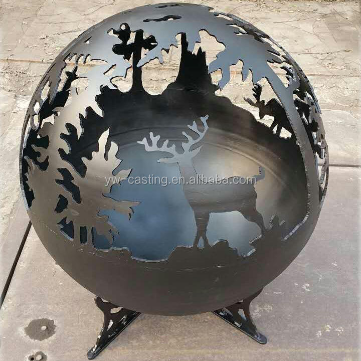 Professional Factory Cheap Price Metal Fire Pit Designs