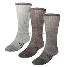 winter season men wool socks wholesale