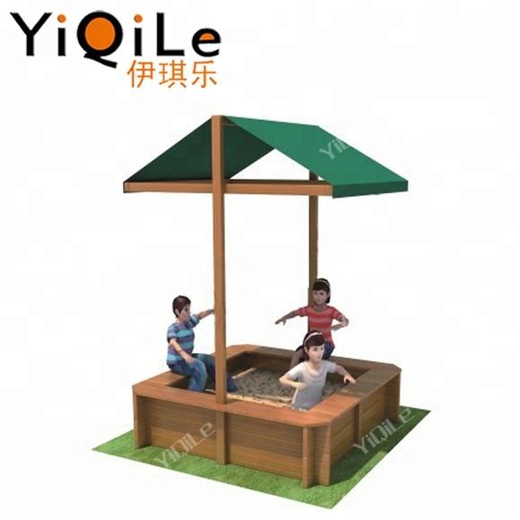Antique prefabricated wooden house kids outdoor wooden playhouse import from china
