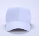 Wholesale 100%Cotton White Baseball Cap Sports Hat OEM Baseball Caps with Custom Embroidery Logo