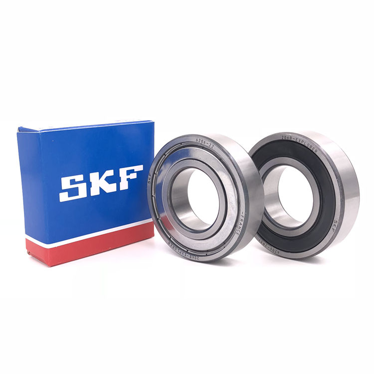 High Loading Capacity SKF Deep Groove Ball Bearing 6317 Bearing