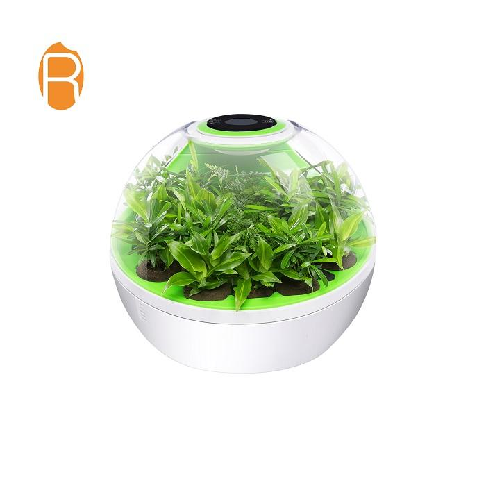 Indoor house Desktop air purifier with activated carbon and HEPA filter sale