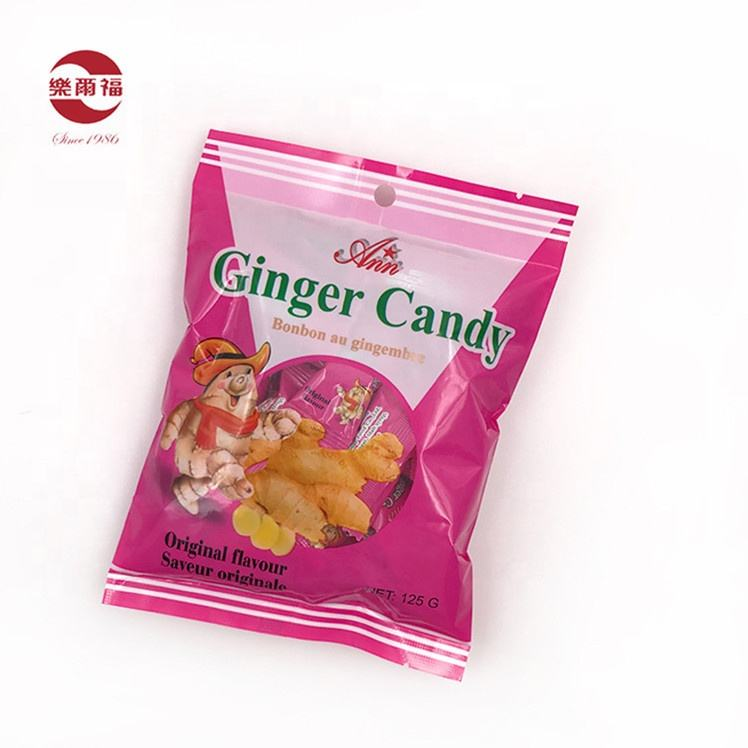 Chinese producer orginal flavor hard ginger candy product