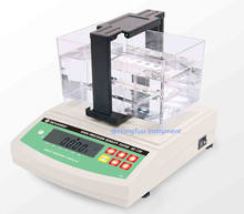 Original Factory Supply Quick Measurement Digital Densitometer Price for Alloy , Metal , Glass
