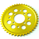 OEM manufacturer high quality custom steel chain sprocket for motorcycle