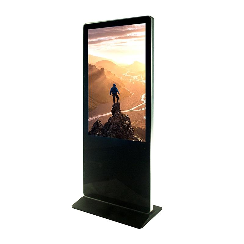 43 inch floor standing digital signage media player