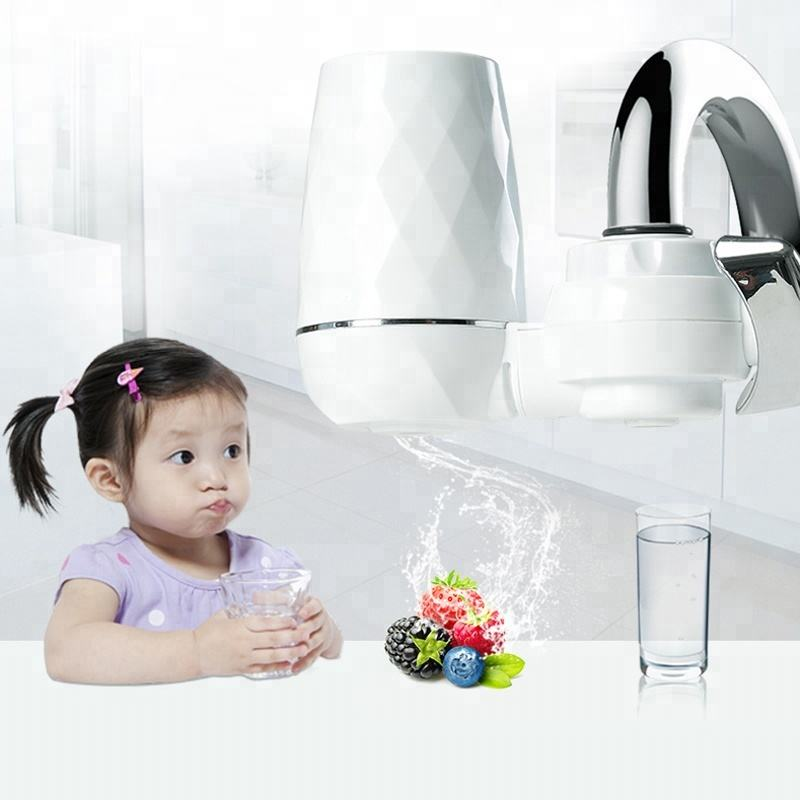 new lunched house shower tap faucet water filter purifier