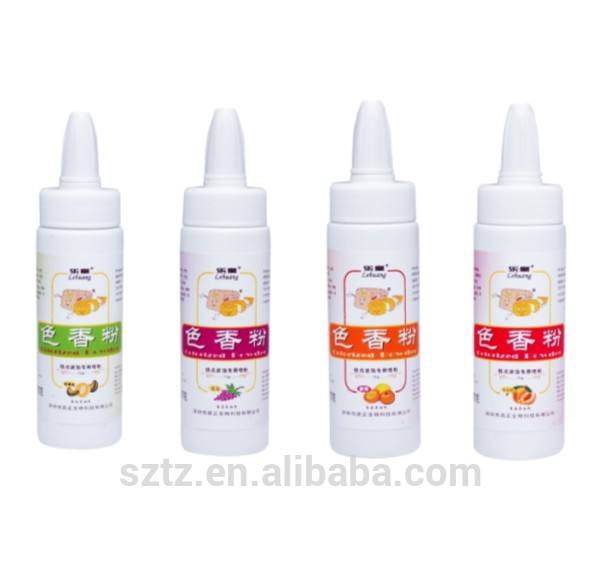Flavour Colour Powder Food Color Spray for Cakes