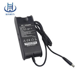 Replacement laptop battery charger ac adapter 19.5v 3.34a 65w for dell