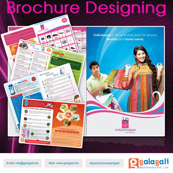 Best Brochure Design and Logo Design Service - Graphics Designing