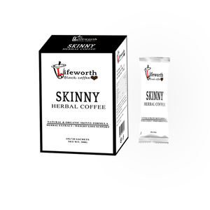 Lifeworth natural weight loss lingzhi black coffee