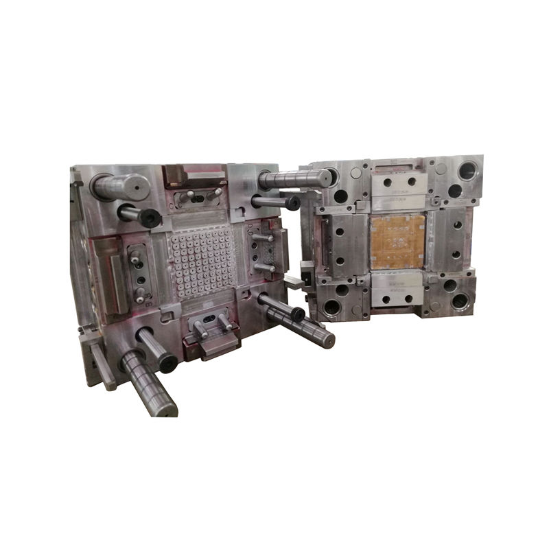 Hohe qualität industrielle teile produkte angepasst precision injection formen makers druckguss form hersteller