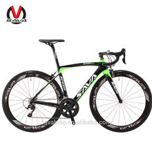 SAVA factory Professional cycling equipment Carbon fiber ultra-light speed change gear road bikes road bikes