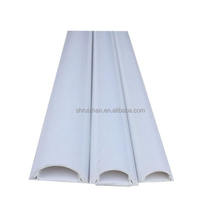 Different shape and size electric wire cover, floor plastic pvc cable cover, cable channel