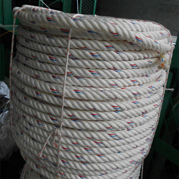 16mm polypropylene danline fishing rope from China
