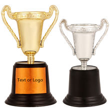 Wholesale High Quality Custom School Plastic Trophy Cup