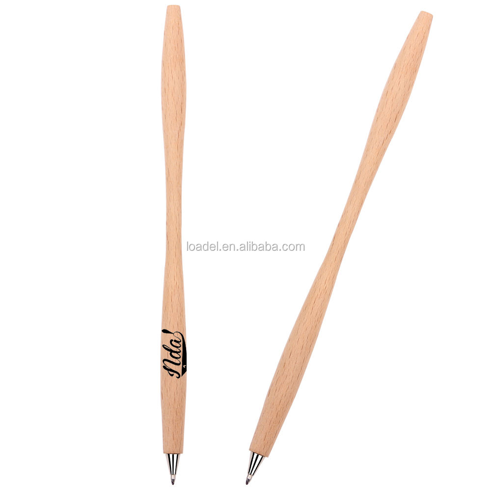 New customized wood pen custom fancy wood pen ballpoint