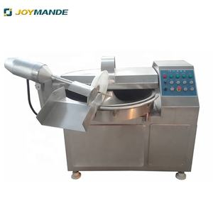 Industrial 20L Cutting Mixer Machine Meat Bowl Cutter For Meat Processing
