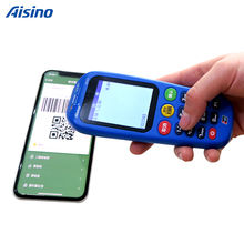 Q500  handheld WIFI GPRS QR code and NFC Payment pos Terminal