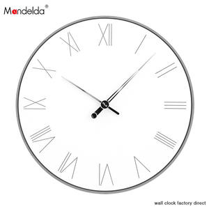Cheap Wholesale Wall Clock Modern Creative New Home Decorative Clocks with Acrylic Mirror Hands