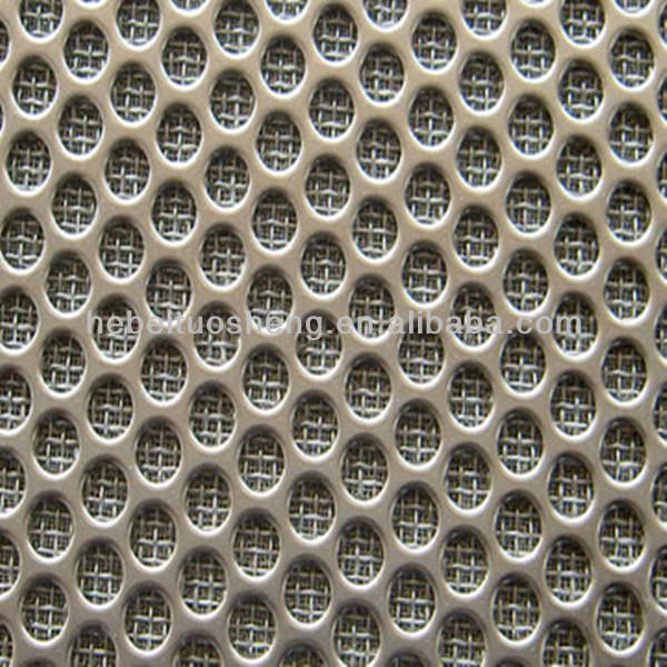 Stainless Steel Perforated Metal/Round Hole Mesh/Punching Hole Sheet