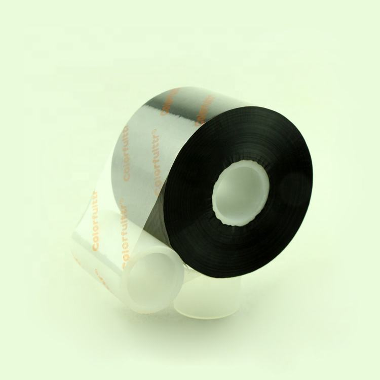 Hot selling TTO thermal transfer resin ribbon for printing PET