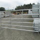GALVANISED INTERLOCKING 4ft sheep hurdles