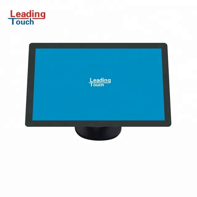 New 23.8 inch desktop all-in one computer desk touch screen