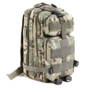 Camouflage Waterdichte nylon army tactical molle militaire rugzak outdoor wandelen bag