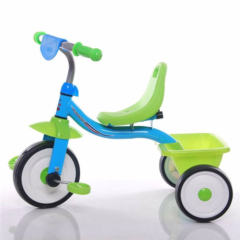 Big wheel tricycle Promotion best tricycle for toddler China car boy