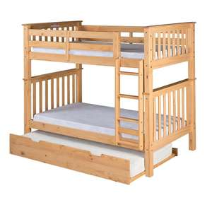 kids double deck bed cheap wooden bunk bed