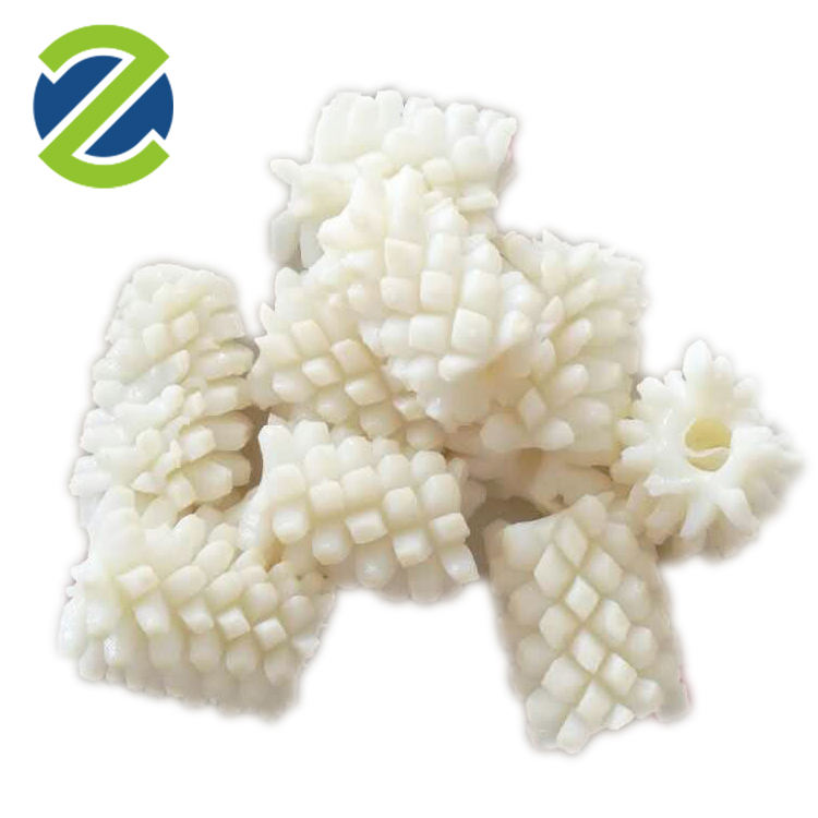 Low Price and High Quality Frozen Giant Squid Flower for Korea Australia Thailand market for sale