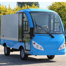 CE Approved Electric Mini Truck Made In China EV Vehicle