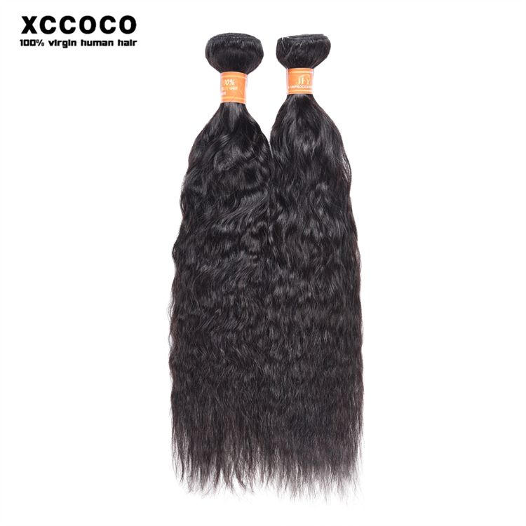 Wholesale your own brand unprocessed 100% natural human hair