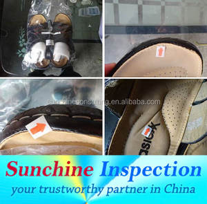 Shoes Quality Control Services in Indonesia, Vietnam, China, Bangladesh - Inspector specializing in footwear QC