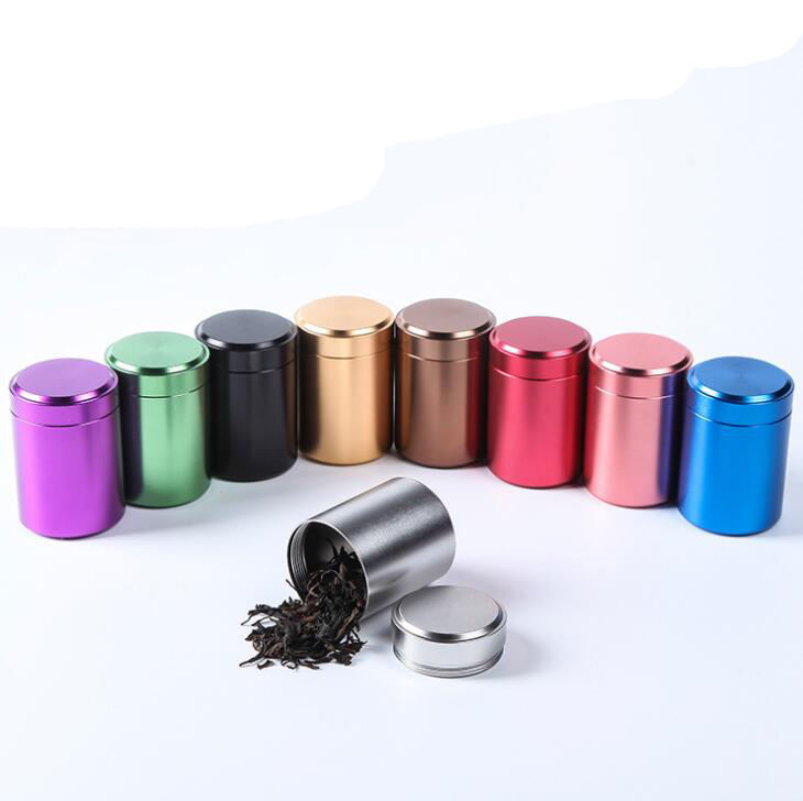 Wholesale aluminum tin can for tea