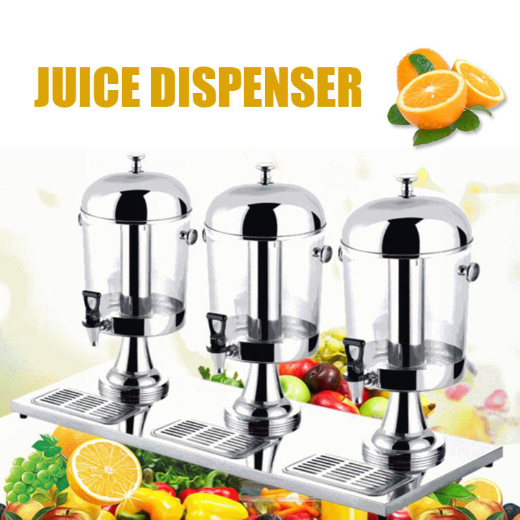 Drank Dispenser Koude Drank Dispenser Oranje Dispenser 24L
