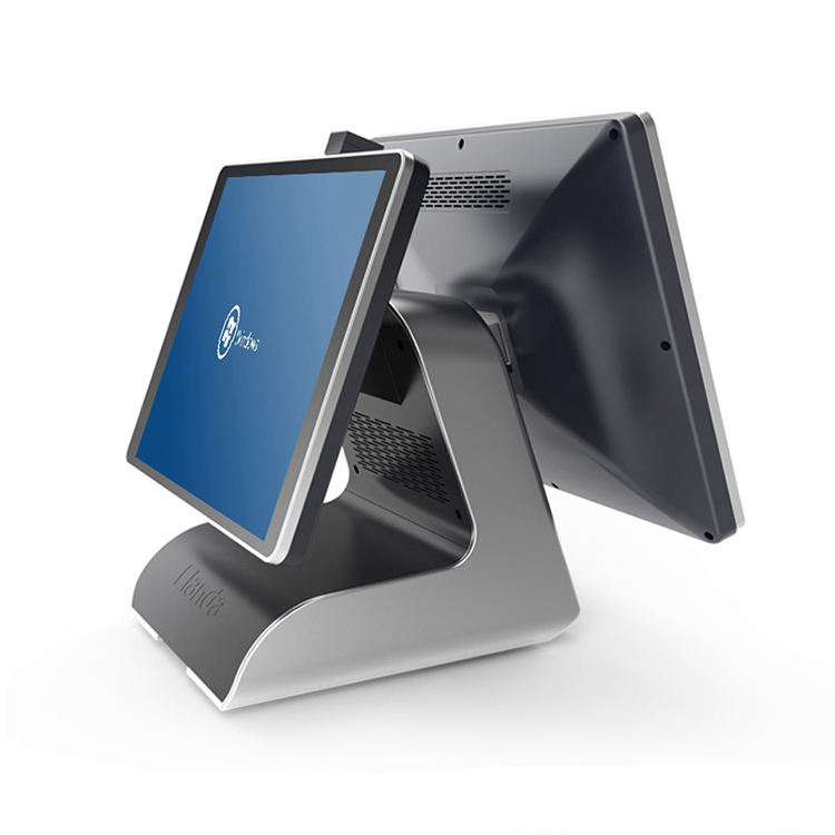 Elanda All In One Touch Screen POS Mesin Harga Point-Of-Sale