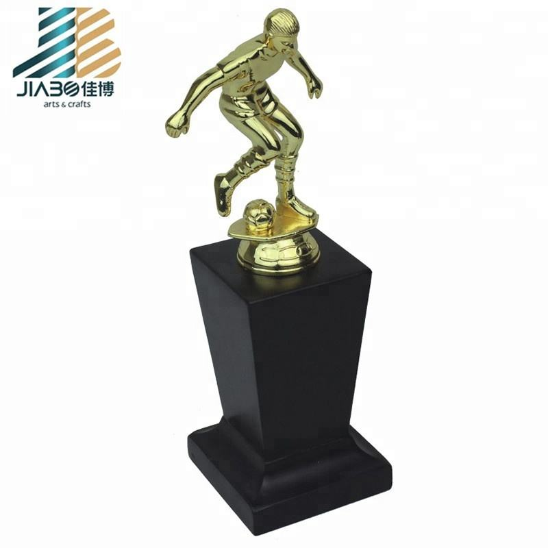 wholesale cheap cup football trophies, soccer metal trophy cup