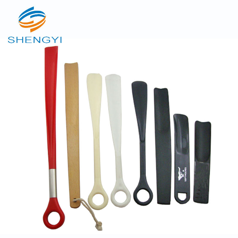 Eco-friendly Metal Shoe Horn, Plastic Shoe Horn, Wood Shoe Horn