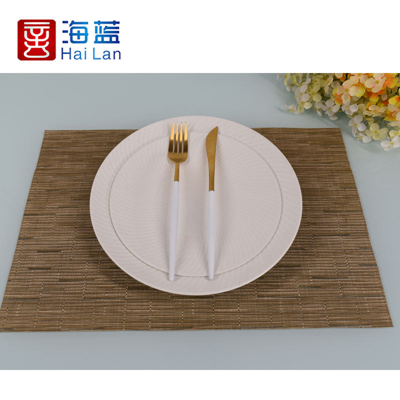 Unique Design PVC placemat Table Mat placemat Dinnerware Table Mat