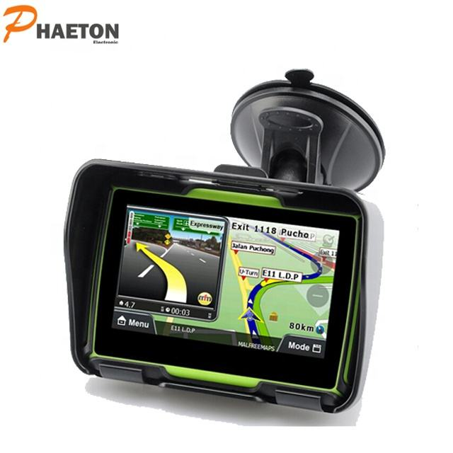 Waterproof Gps /waterproof Gps Motorcycle Waterproof Moto GPS /waterproof Motorcycle GPS Navigator W-40