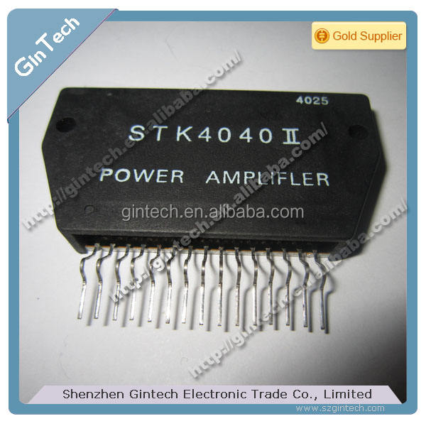 "STK4026  /""Original/"" SANYO  15P SIP IC  2  pcs"