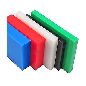 (High) 저 (착용 resistance100 처녀 black uhmwpe pe sheet custom 날의 고밀도 폴 리 black board pe guide block