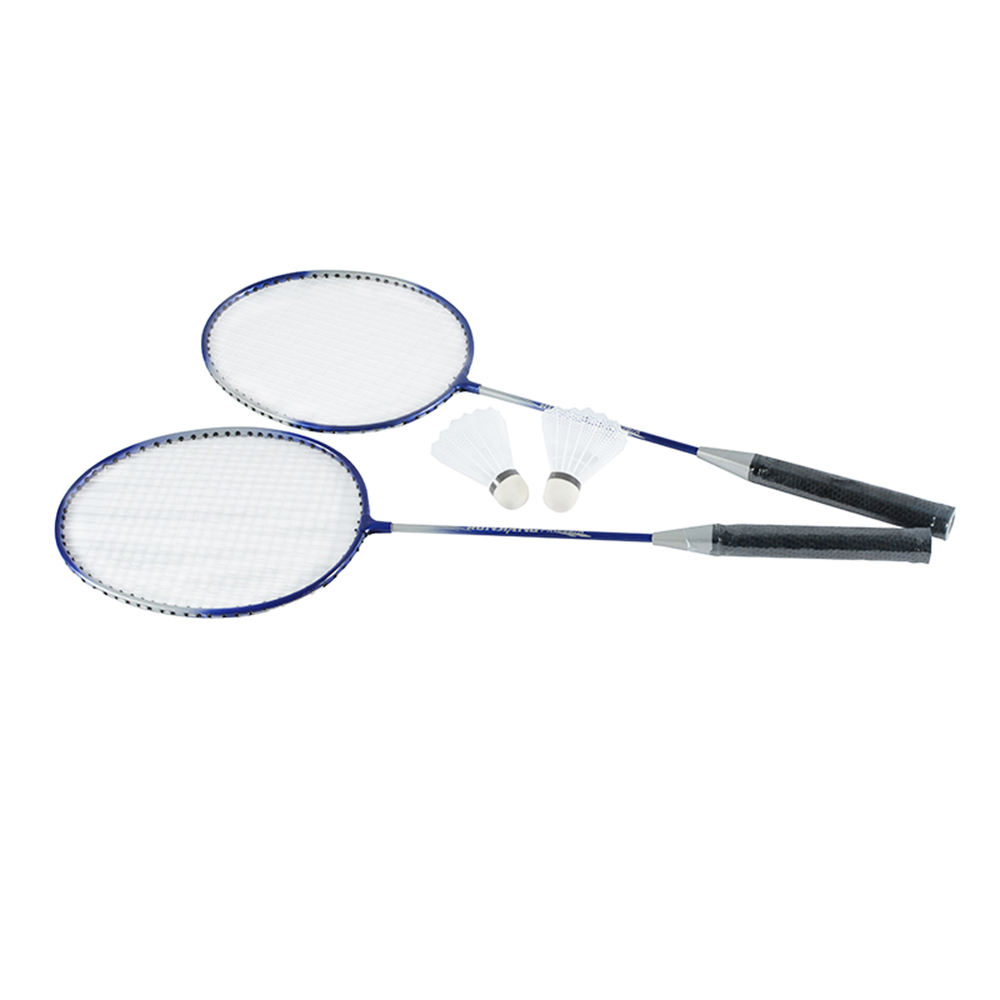 high quality wholesale cheap family set badminton racket with shuttlecock
