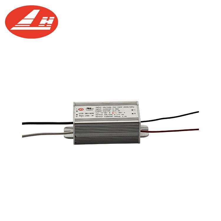 Impermeable UL 3 W 4 W 5 W 3x1 W led conductor