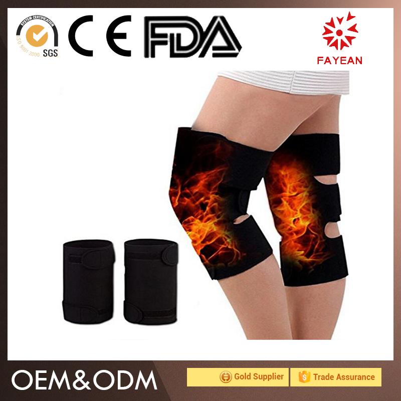 Top 10 Ortopedica Supporto Ginocchio Brace Elastico auto-riscaldamento del Ginocchio Tourmaline Knee Support