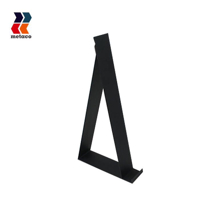 Black color carbon 강 판 triangular bracket stainless steel bracket