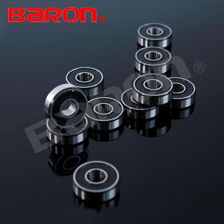 CERAMIC 440c S.Steel Ball Bearing 6903RS ABEC-5 QTY 5 17x30x7 mm S6903-2RS