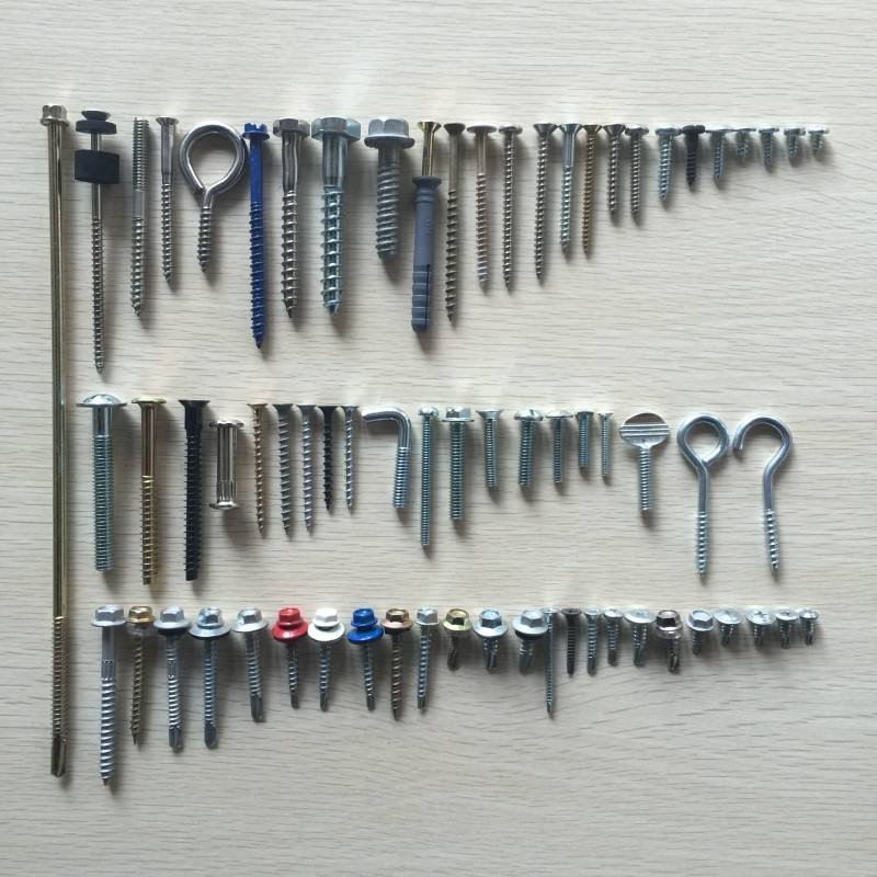Self Tapping Screw with Flat /wafer /ovel /pan head self tapping screws manufacturer